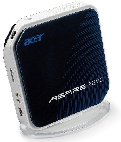 Acer Aspire R3600 Revo Nettop (Intel Atom N230 1.6GHz, 2GB RAM,