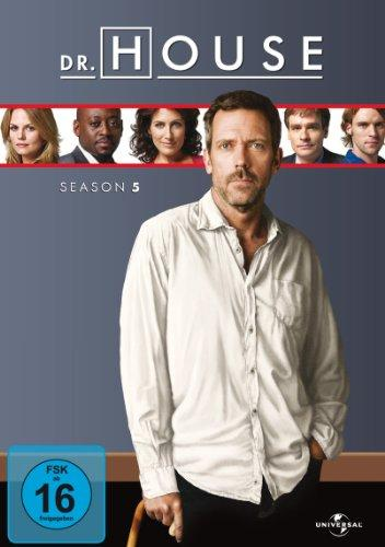 Dr. House - Season 5 (6 Discs)