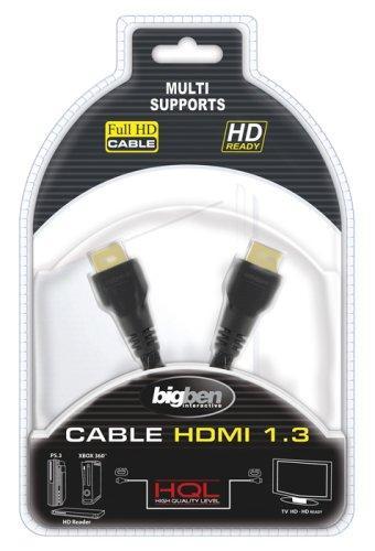 PS3 - HDMI-Kabel HQ 1.3c (Multiformat)