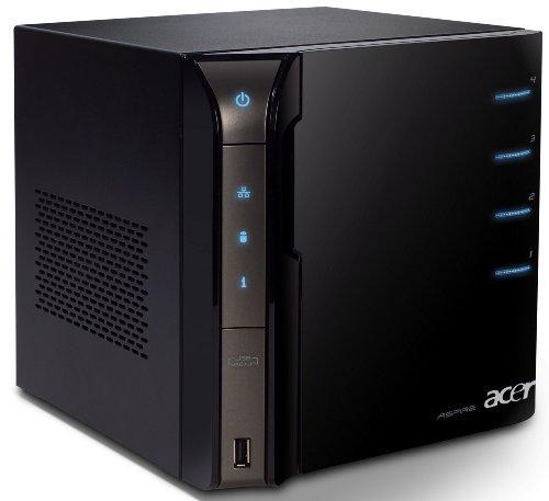 Acer Aspire easyStore H340 (Intel Atom N230 1.6GHz, 2GB RAM,