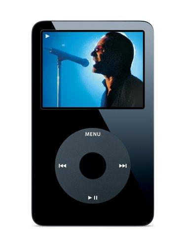 Apple iPod Video MP3-Player 30 GB (5. Generation) schwarz
