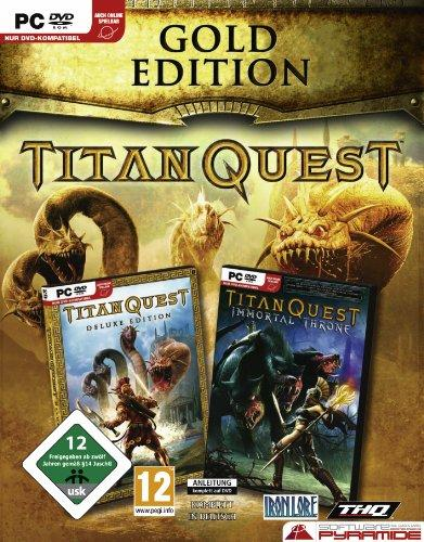 Titan Quest - Gold Edition [Software Pyramide]