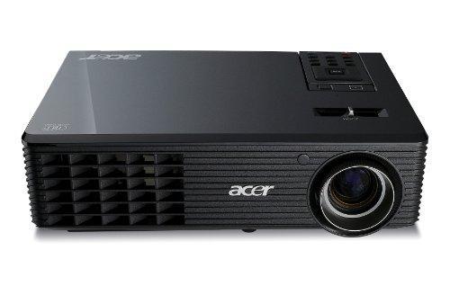 Acer Computer X110 3D DLP-Projektor (Kontrast 4000:1, 2500 ANSI