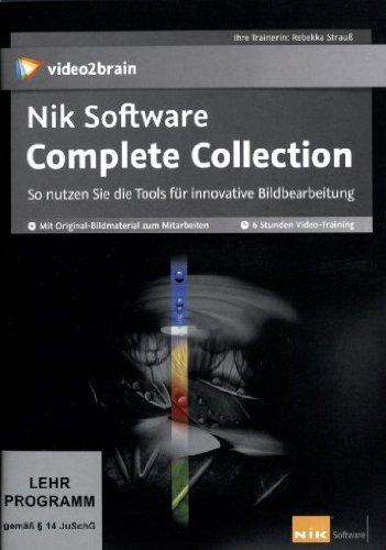 video2brain Training zur Nik Software Complete Collection