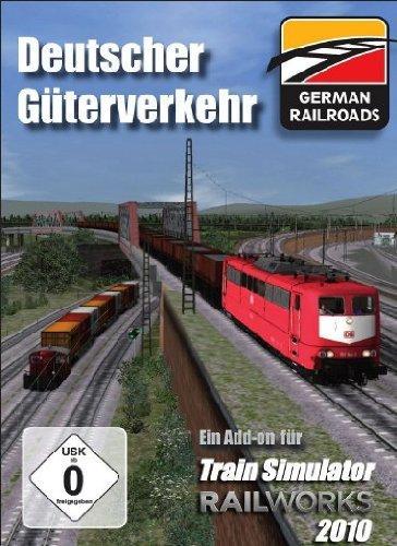 Train Simulator - Railworks 2010: Deutscher Güterverkehr