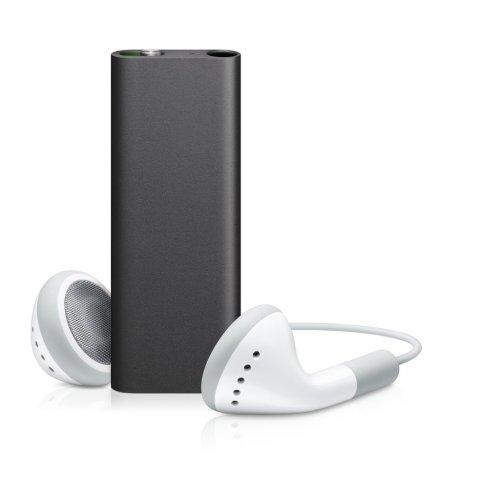 Apple iPod Shuffle MP3-Player schwarz 4 GB (NEU)