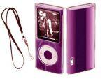 MaryCom Crystal Case Transparent Hülle Tasche für Apple iPod