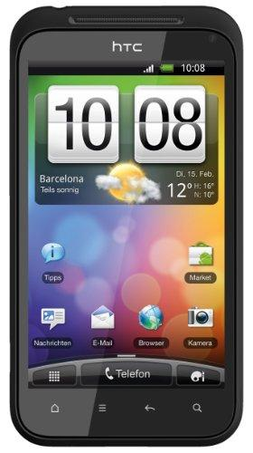 HTC Incredible S Smartphone (10.2cm (4 Zoll) Display,