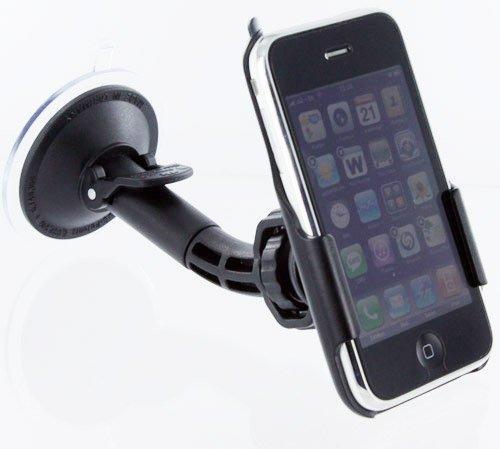 Richter KFZ Halterung vibrationsfrei 360° drehbar für Apple