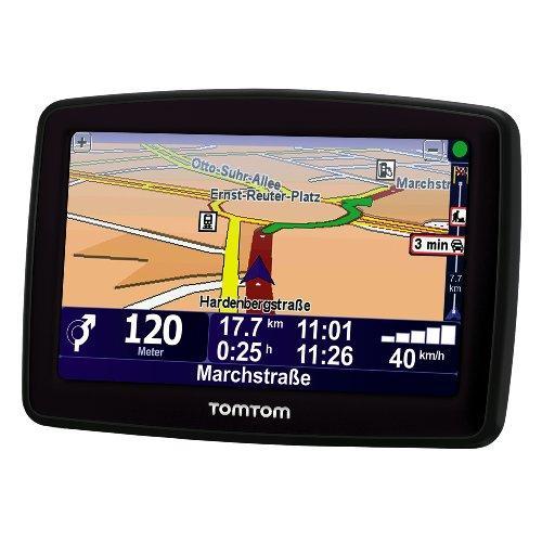 TomTom XL Black Edition Europe Traffic Navigationssystem inkl.