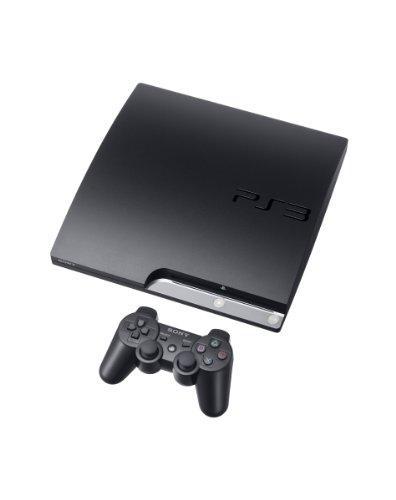PlayStation 3 - Konsole Slim 120 GB inkl. Dual Shock 3 Wireless