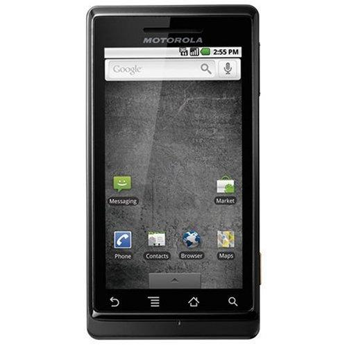 Motorola Milestone Smartphone (QWERTZ, Android, 5MP Kamera)