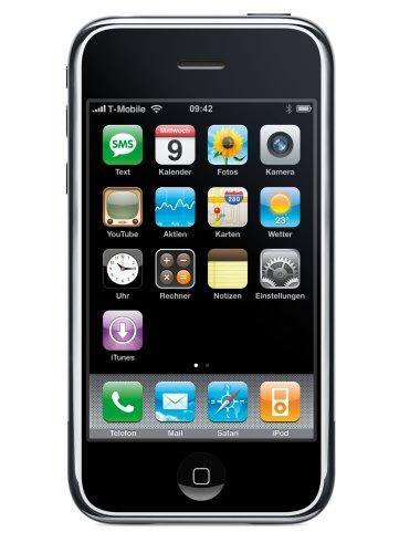 Apple iPhone 3G 16GB - Weiß