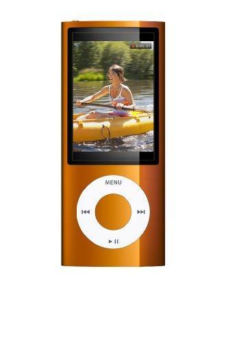 Apple iPod Nano MP3-Player mit Kamera orange 16 GB (NEU)