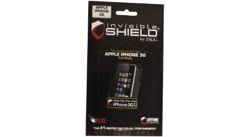 invisible SHIELD für Apple iPhone 3G (full body)