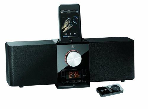 Logitech Pure-Fi Express Plus Lautsprechersystem für Apple