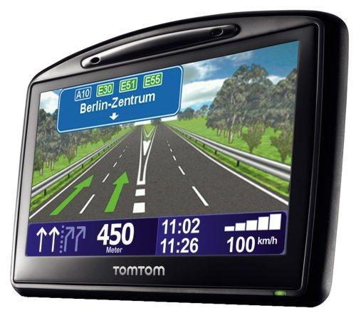TomTom Go 930 Traffic Navigationssystem inkl. Europa-Karten,