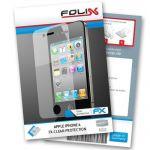 FoliX FX-Clear Displayschutzfolie für Apple iPhone 4