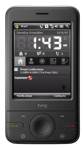 HTC P3470 Pharos GPS Handy (Quadband, MP3-Player, Bluetooth,
