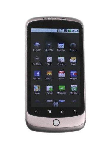 Google Nexus One - Deutsch, Schwarz, Wi-Fi, GPS