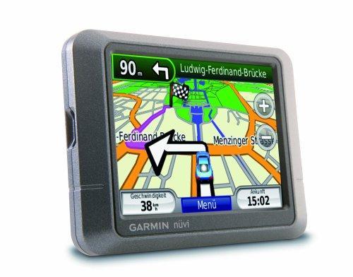 Garmin nüvi 205T Navigationssystem DACH inklusive TMC, 8,9 cm