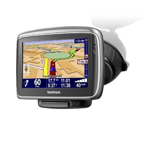 TomTom Go 540 Live Navigationssystem (10,9 cm (4,3 Zoll)