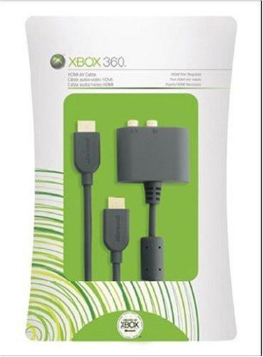 Xbox 360 - HDMI AV-Kabel