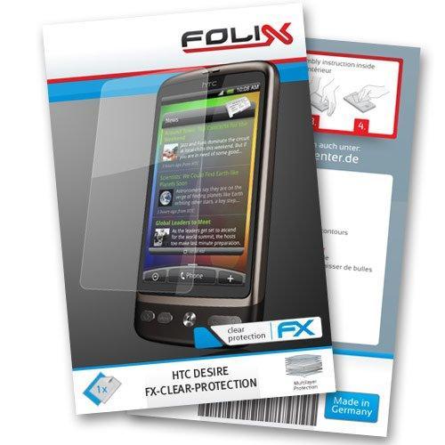 FX-CLEAR Displayschutzfolie für HTC Desire - Displayschutz