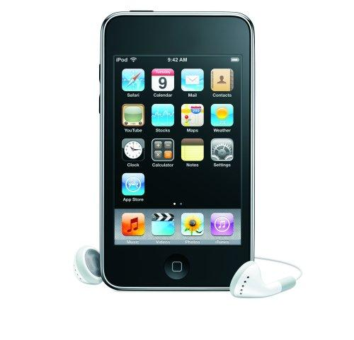 Apple iPod Touch Tragbarer MP3-Player mit integrierter WiFi
