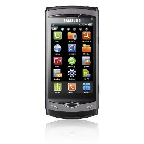 Samsung Wave S8500 Smartphone (Super Amoled Display,