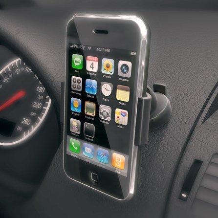 phoneFIT Profi-Halterung style für Apple iPhone 3G/ 3GS