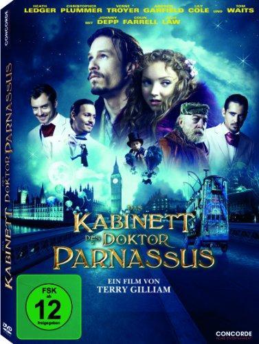 Das Kabinett des Doktor Parnassus (2 DVDs)