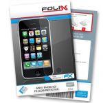 FoliX FX-Clear Displayschutzfolie für Apple iPhone 3Gs /