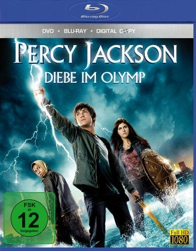 Percy Jackson - Diebe im Olymp (plus DVD + Digital Copy)