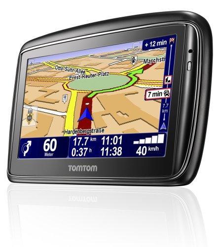Tomtom Go 940 Live Navigationssystem (inkl. Europa-Karten, USA,