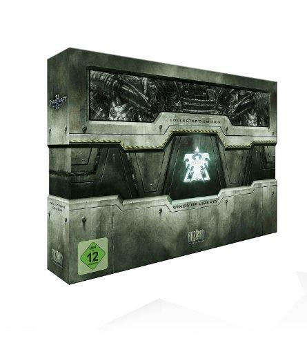 StarCraft II: Wings of Liberty - Collector's Edition