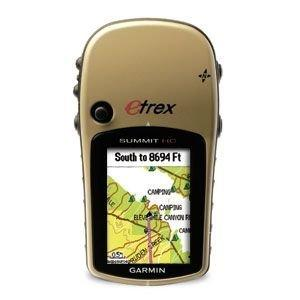 Garmin GPS eTrex Summit HC