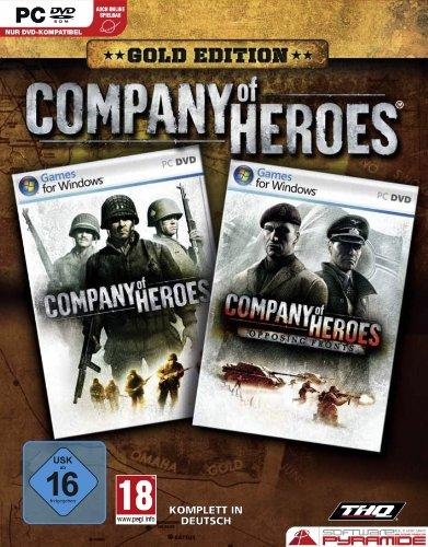 Company of Heroes Gold - (Software Pyramide)