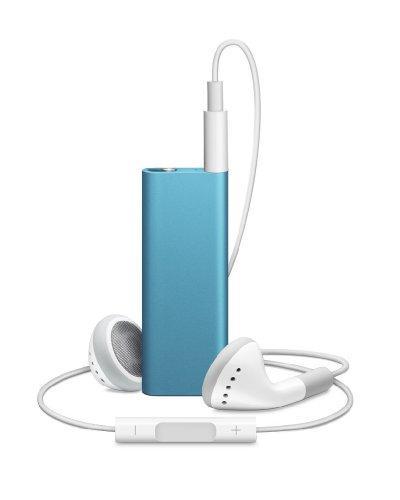 Apple iPod Shuffle MP3-Player blau 2 GB (NEU)