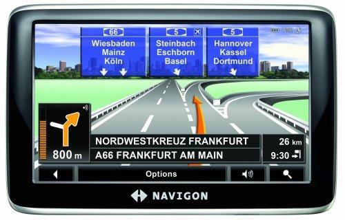 NAVIGON 4310max Navigationssystem (10,9 cm (4,3) Display,
