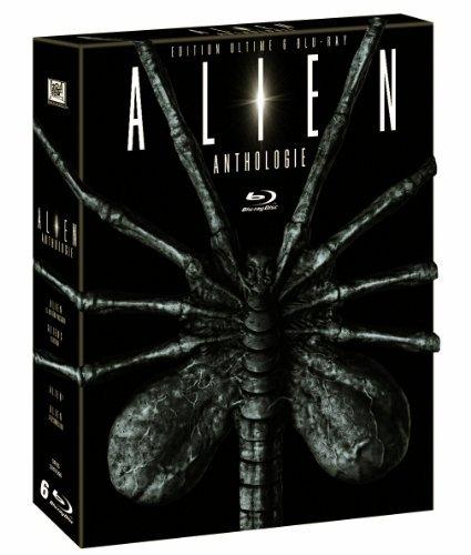 Alien Anthology (Facehugger Edition) [Blu-ray]