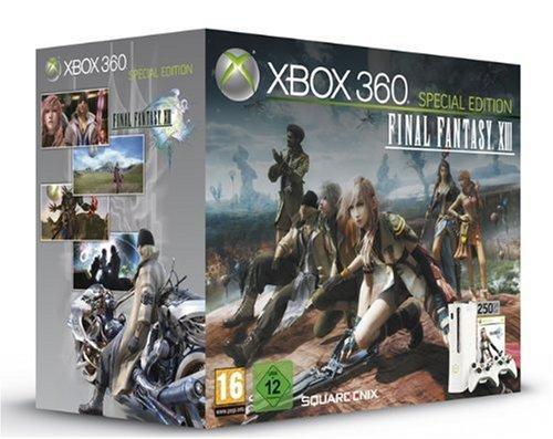 Xbox 360 Elite 250 GB weiß + Final Fantasy XIII