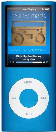 Apple iPod Nano MP3-Player 8 GB blau