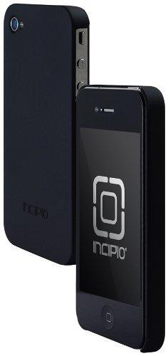 Incipio Feather Matte hülle für Apple iPhone 4 schwarz