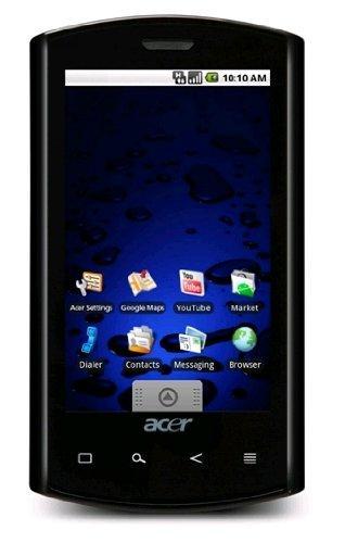 Acer E S100 liquid black