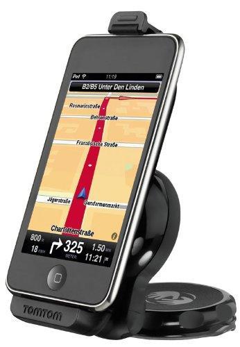 TomTom Car Kit Kfz-Halterung (GPS, Lautsprecher) für iPod Touch