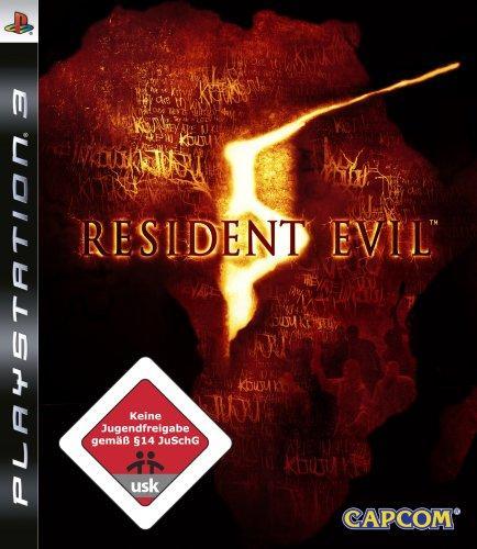 Resident Evil 5 (uncut)