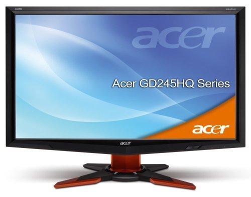 Acer GD245HQbid 61 cm (24 Zoll) widescreen TFT Monitor