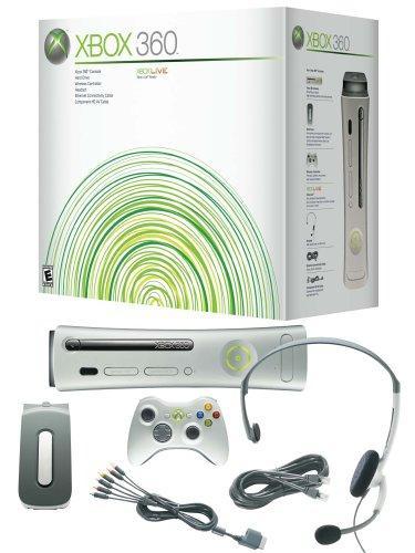Xbox 360 - Konsole mit 20 GB Festplatte & Wireless Controller