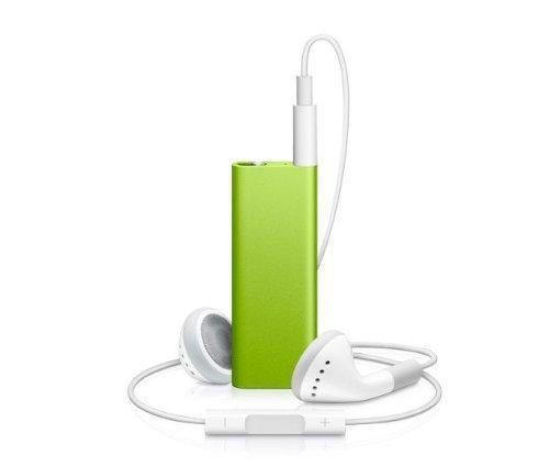Apple iPod Shuffle MP3-Player grün 4 GB